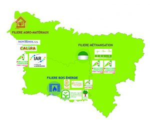carte reseau de sites partenaires