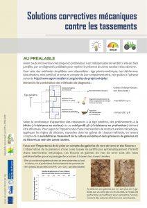 Sorties du projet Sol-D'Phy tassements des sols