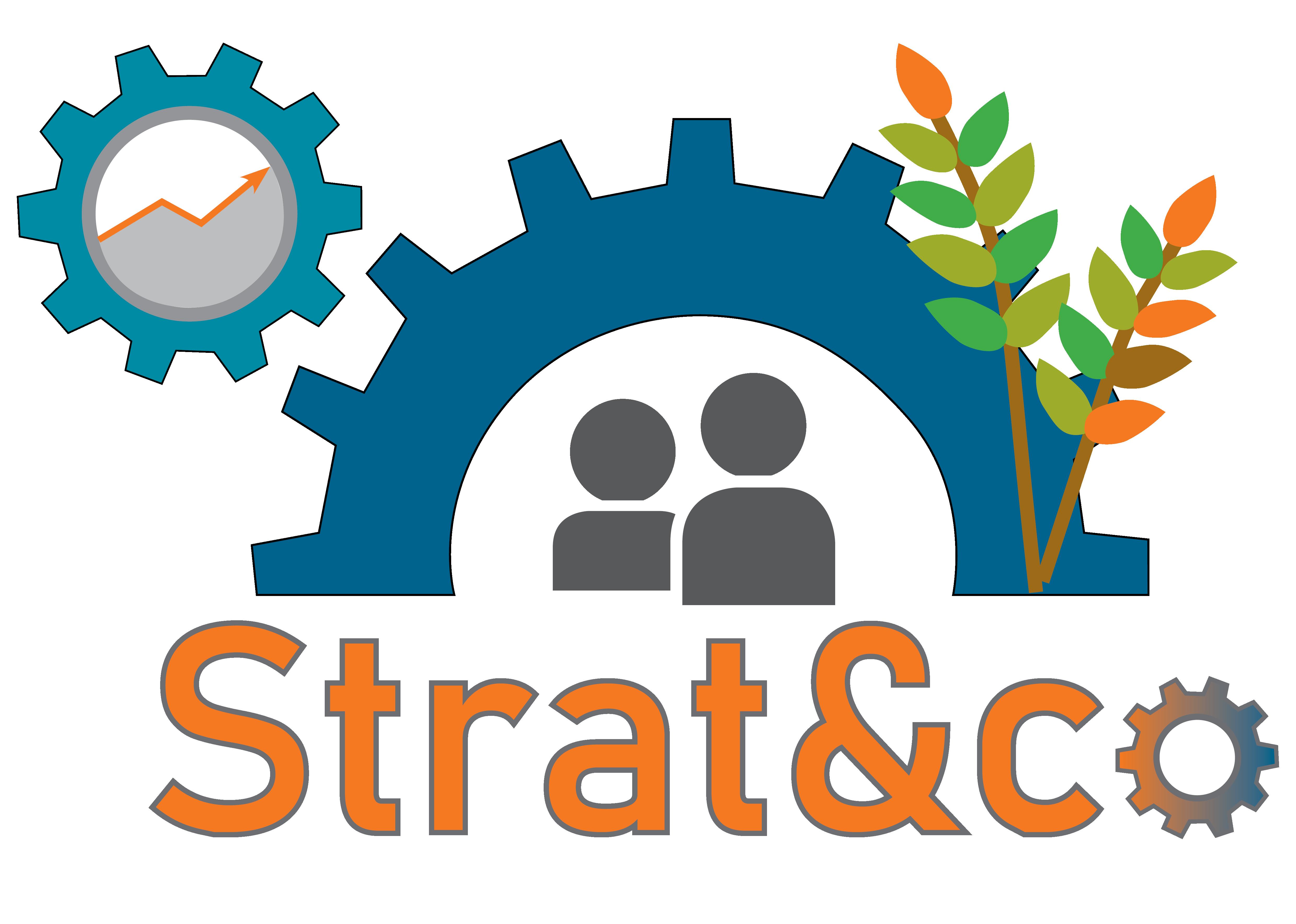 logo Strat&co HD