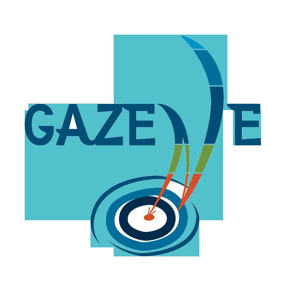logo Gazelle fond transparent